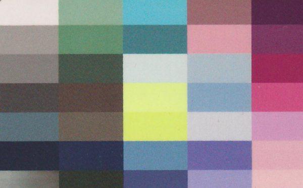 Kleurkaartje zomer